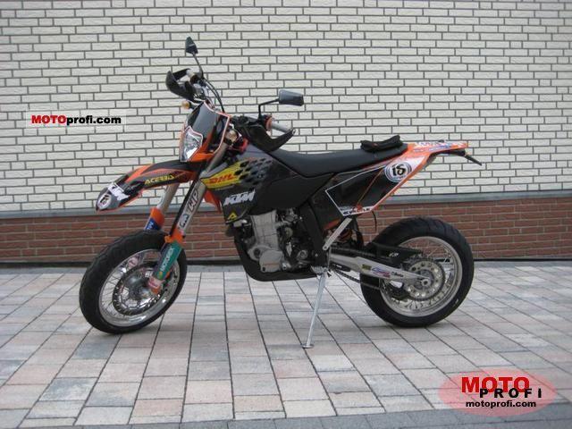 KTM 530 EXC 2009 photo