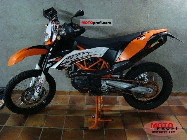 KTM 690 Enduro R 2009 photo