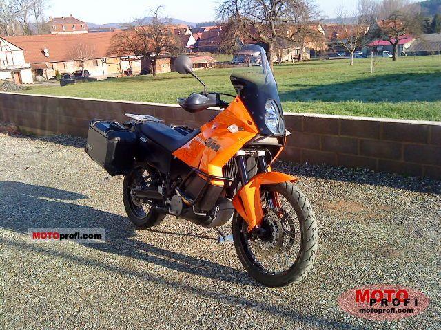KTM 990 Adventure 2009 photo