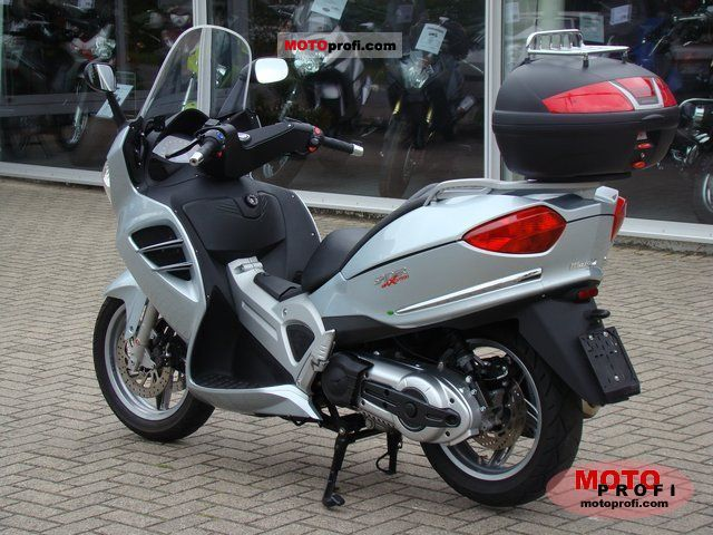 Malaguti Spidermax Gt500 2009 Specs And Photos