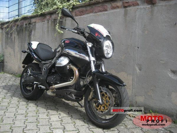 Moto Guzzi 1200 Sport 2009 photo