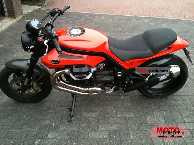 Moto Guzzi Griso 1100 2009 photo