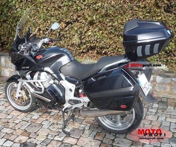 Moto Guzzi Norge 1200 GTL 2009 photo