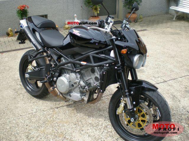 moto morini corsaro 1200 veloce 2009 photo. Black Bedroom Furniture Sets. Home Design Ideas