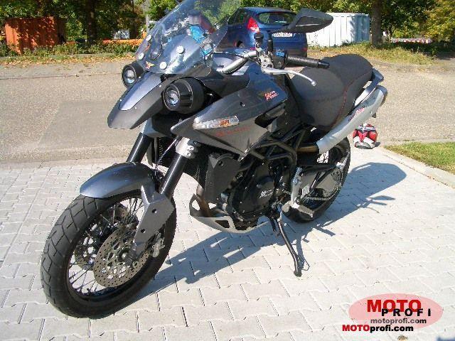 Moto Morini Granpasso 1200 2009 photo