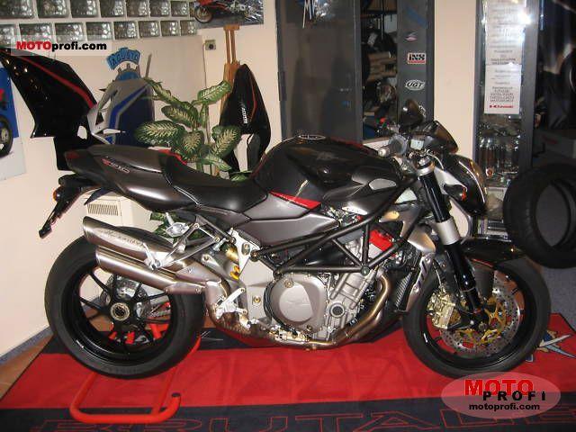 MV Agusta Brutale 910R 2009 photo