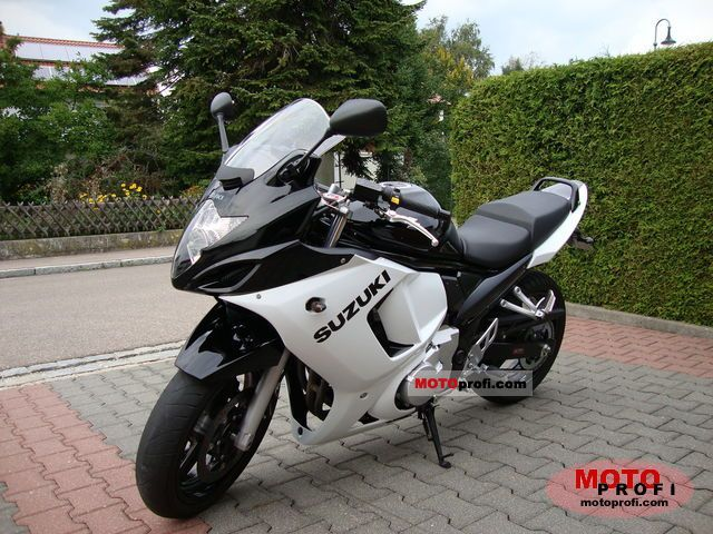 Suzuki GSX650F 2009 photo