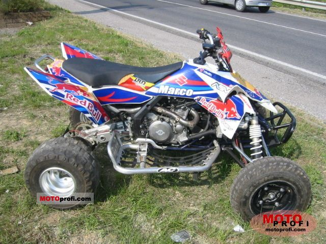 suzuki quadracer r450 2009 specs and photos. Black Bedroom Furniture Sets. Home Design Ideas