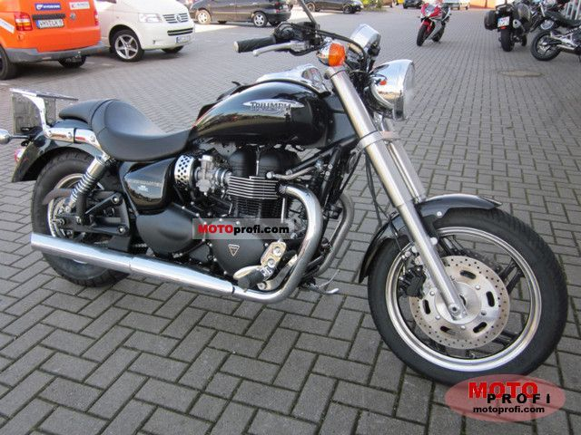 triumph speedmaster 2009 specs and photos