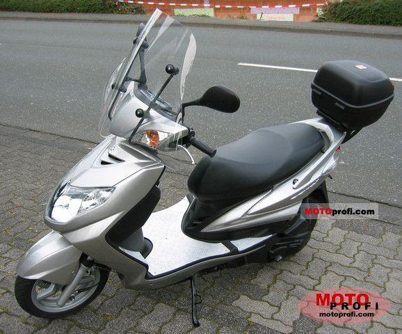Yamaha CygnusX 2009 photo