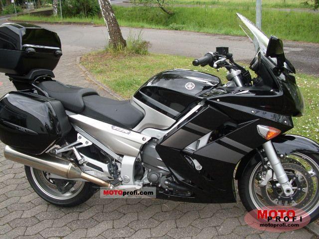 Yamaha FJR 1300 AS 2009 photo