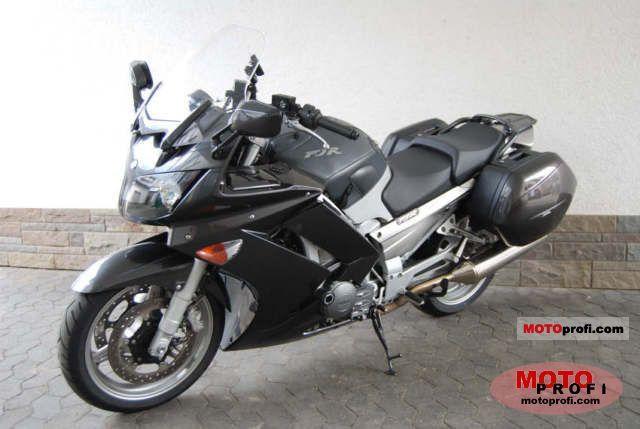 Yamaha FJR1300A 2009 photo