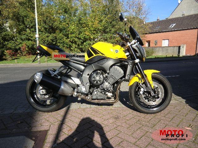 Yamaha FZ1 2009 photo