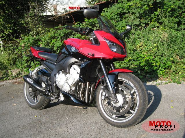 Yamaha FZ1 ABS 2009 photo