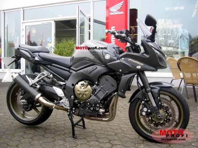 Yamaha FZ1 Fazer 2009 photo