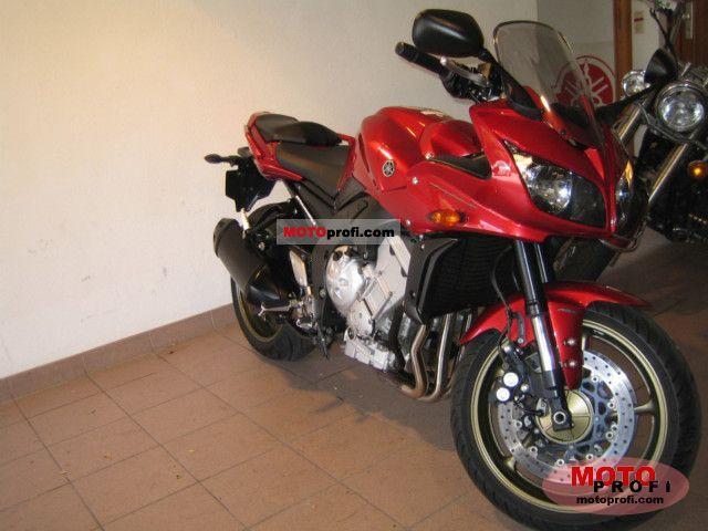 Yamaha FZ1 Fazer ABS 2009 photo