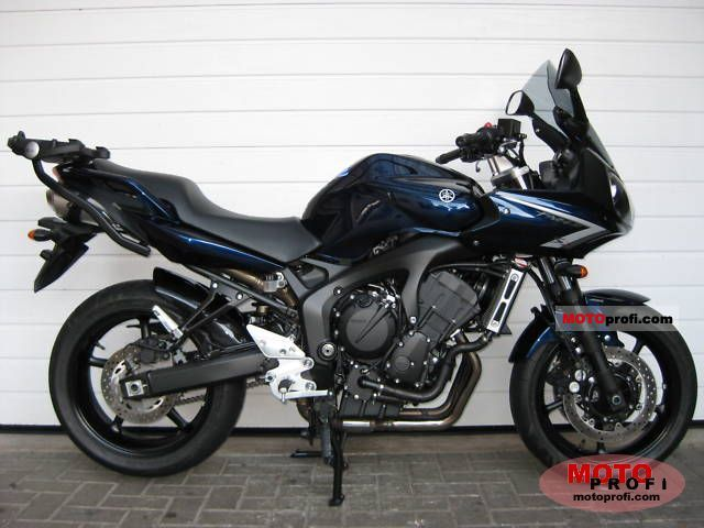 yamaha fz6 s2 abs 2009 specs and photos. Black Bedroom Furniture Sets. Home Design Ideas