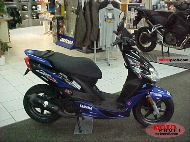 Yamaha Jog RR pictures, specifications, videos and reviews (2011)