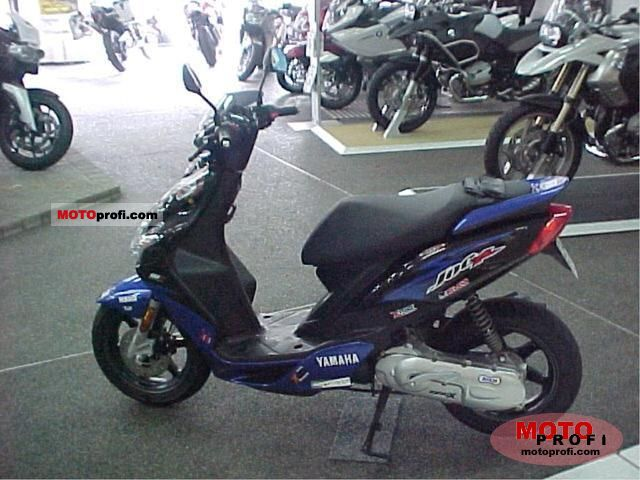 2007 YAMAHA Jog RR MotoGP insurance information, pictures