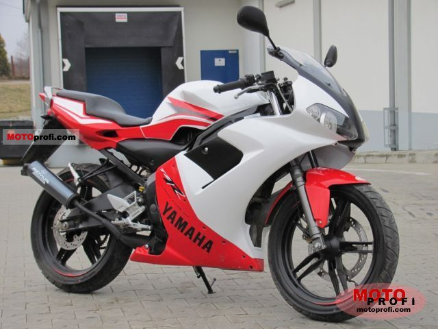 Yamaha TZR50 2009 photo