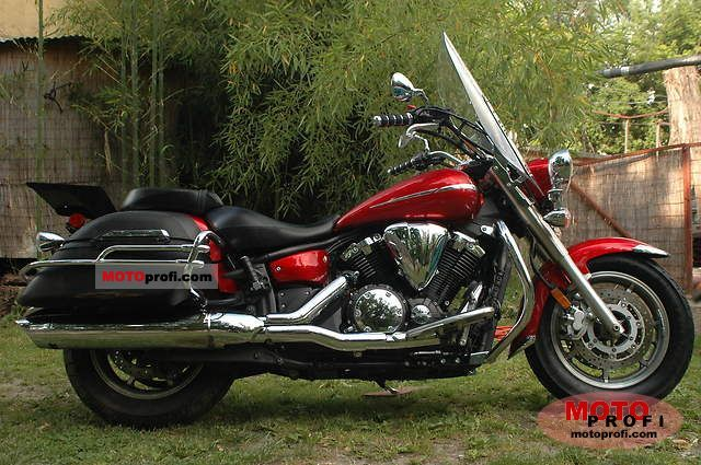Yamaha V Star 1300 2009 photo