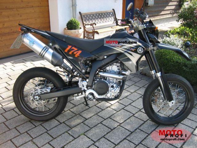 Yamaha WR250X 2009 photo