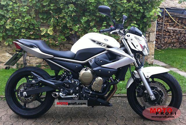Yamaha XJ6 2009 photo