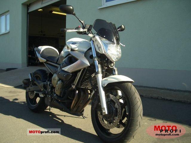Yamaha XJ6 ABS 2009 photo