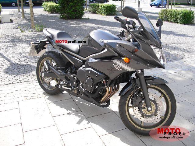 Yamaha XJ6 Diversion ABS 2009 photo