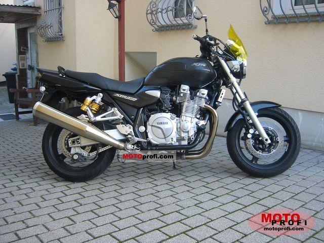 Yamaha XJR 1300 2009 photo