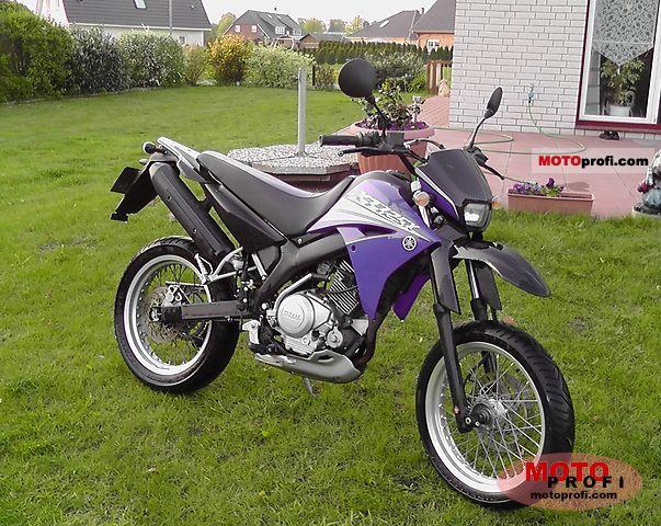 Yamaha XT125X 2009 Specs and Photos