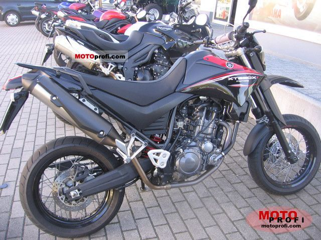Yamaha XT660X 2009 photo