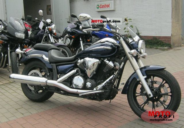 Yamaha XVS950A Midnight Star 2009 photo