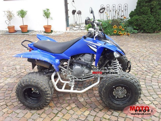 Yamaha YFM250R 2009 photo