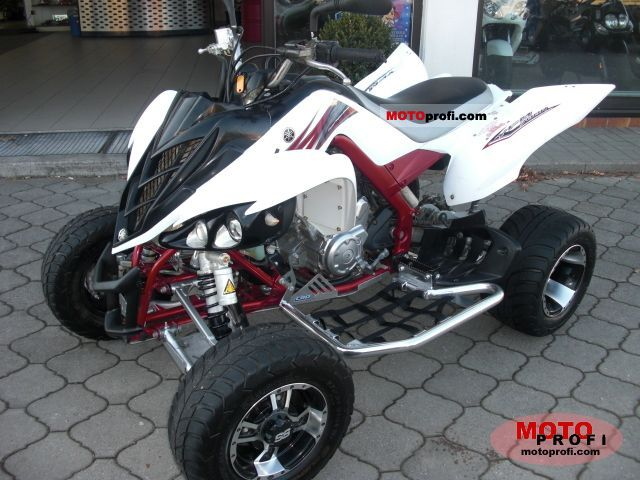 Yamaha YFM700R 2009 photo