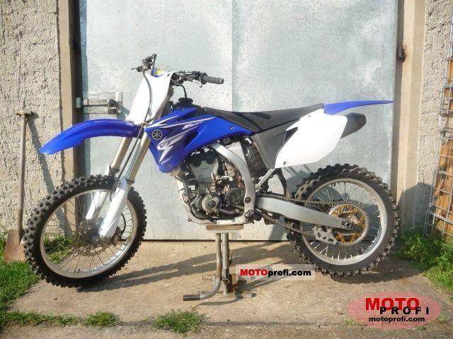 Yamaha YZ250F 2009 photo