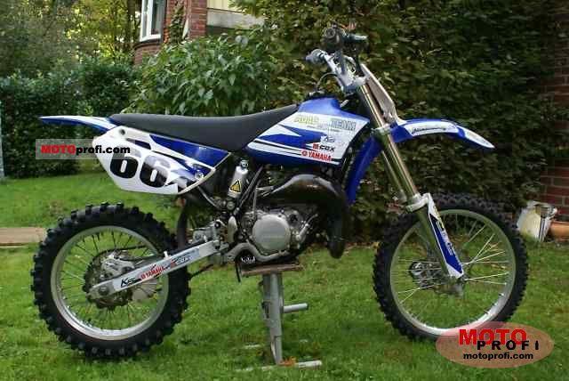 Yamaha YZ85 2009 photo