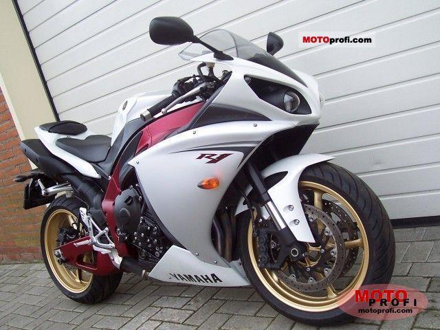 Yamaha YZF-R1 2009 photo