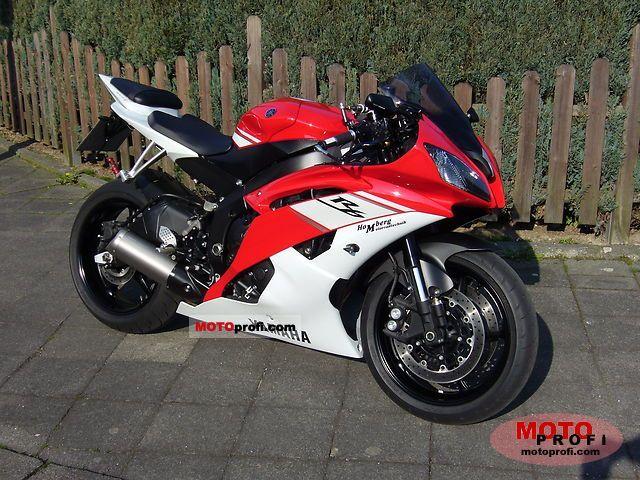 Yamaha YZF-R6 2009 photo