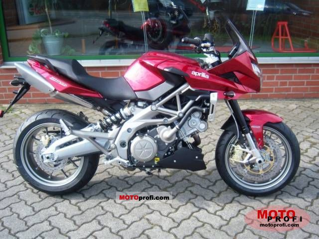 Aprilia Shiver 750 GT ABS 2010 photo