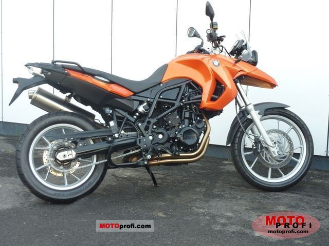 BMW F 650 GS 2010 photo