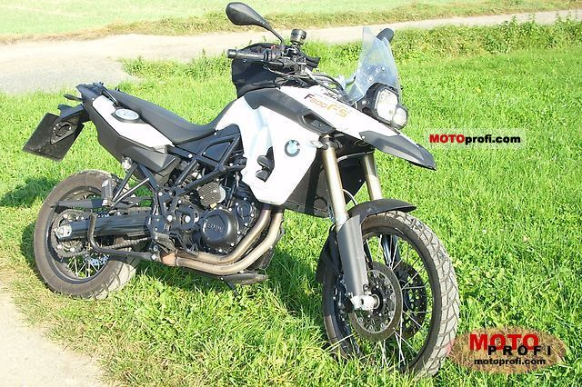 BMW F 800 GS 2010 photo