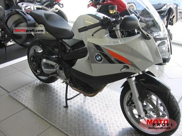 BMW F 800 ST 2010 photo