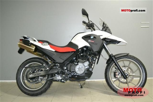 BMW G 650 GS 2010 photo