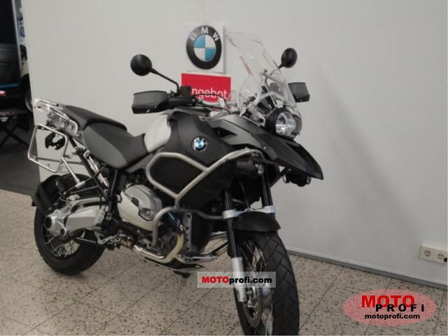 Bmw R 1200 Gs Adventure 2010 Specs And Photos