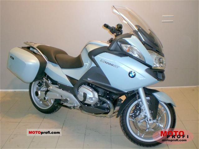 BMW R 1200 RT 2010 photo