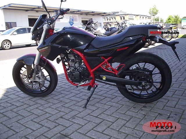 2007 Derbi Mulhacen 125 Cafe Specs Images And Pricing