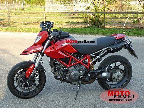 Ducati Hypermotard 796 2010 photo