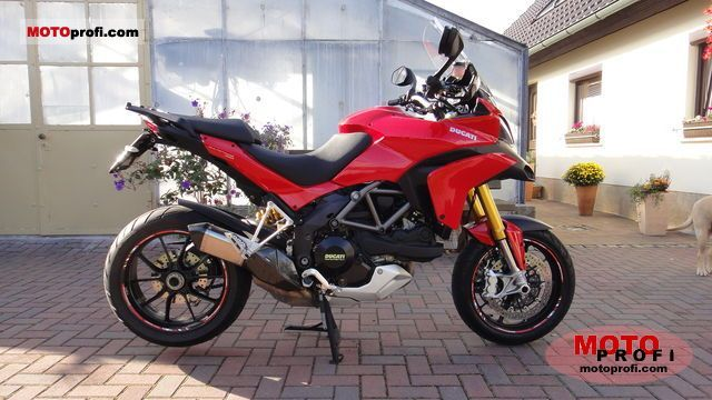 Ducati Multistrada 1200 S 2010 photo
