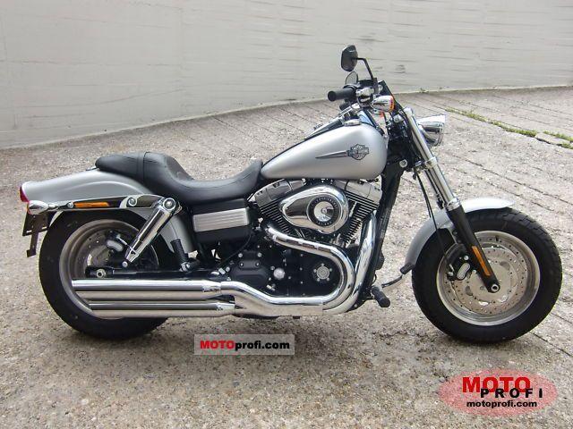Harley-Davidson FXDF Fat Bob 2010 photo